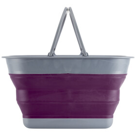 Outwell Collaps Crater - Bolsa - with Handle gris/violeta